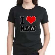 I Heart (Love) Ham Tee