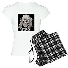Stro Skull Cross Pajamas