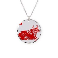 Asian Ox Necklace