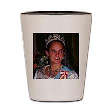 Queen Alexandra I Shot Glass