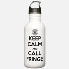 Keep Calm and Call Fri Water Bottle