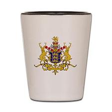 Arms of Hanover Shot Glass