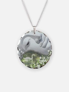 In the Garden - Quan Yin Flo Necklace