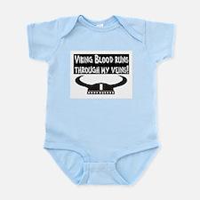 VIKING BLOOD Infant Bodysuit