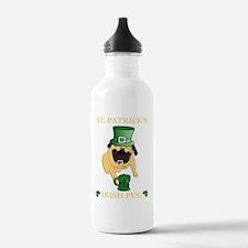 Funny St. Patricks Iri Water Bottle