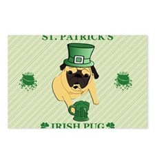 fFunny St. Patricks Irish Postcards (Package of 8)