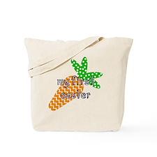 Bib - Boy - First Easter Tote Bag
