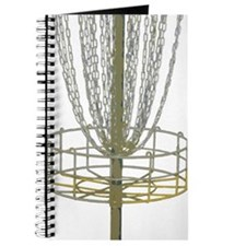 Disc Golf Basket Frisbee Frolf Journal