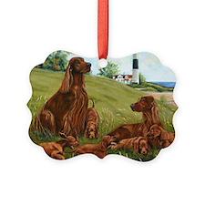 Family Fun Ornament