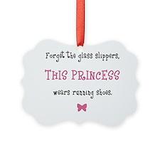 Princess Runner Ornament