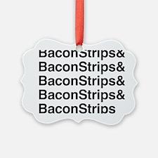 Bacon Strips Ornament