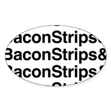 Bacon Strips Decal