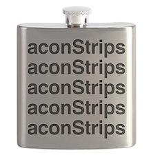 Bacon Strips Flask