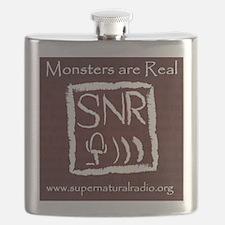 New SNRadio Logo Flask