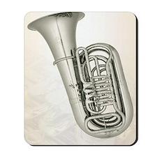 tuba-9 Mousepad