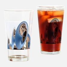 sousaphone-5 Drinking Glass