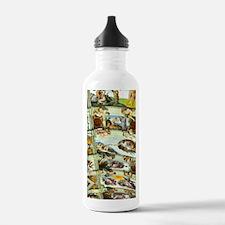 Sistine Chapel Ceiling Water Bottle