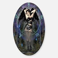 Gothic Vampire Decal