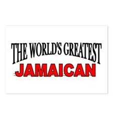 """""""The World's Greatest Jamaican"""" Postcards (Package"""