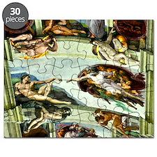 Sistine Chapel 11X15 Puzzle