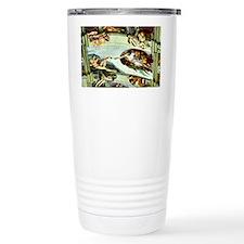 Sistine Chapel 11X15 Travel Coffee Mug