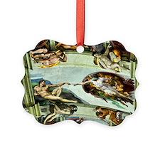 Sistine Chapel 11X15 Ornament