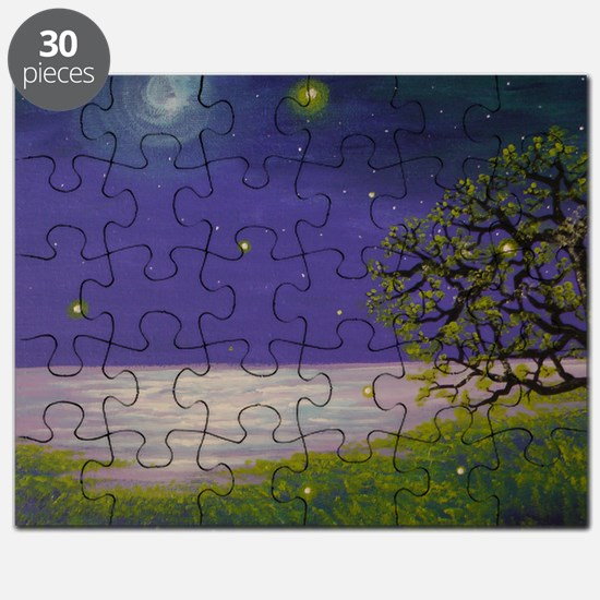 Firefly Lullaby Puzzle