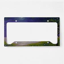 Firefly Lullaby License Plate Holder