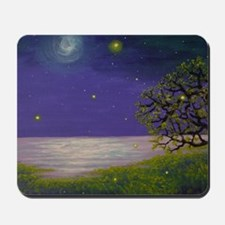 Firefly Lullaby Mousepad
