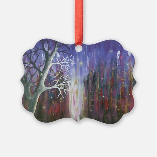 Original firefly painting Ornament