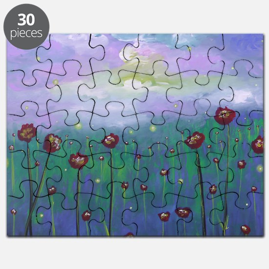 Firefly Roses Puzzle