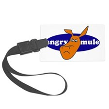 angry mule Luggage Tag