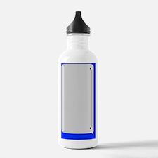 Text Whale Txt Bubble Water Bottle