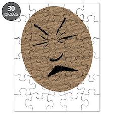 dag nabbit white Puzzle