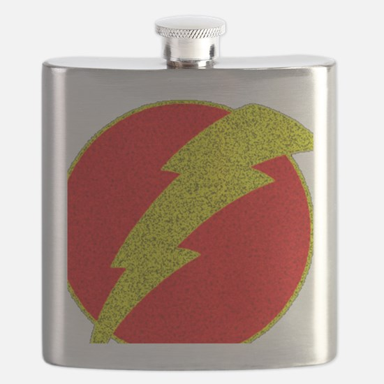 Flash Bolt Superhero Flask