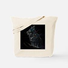 LRG K9 Photoart Tote Bag