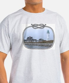 Old Scituate Lighthouse T-Shirt