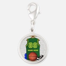 BBALL LARGE Charms