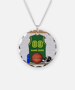 BBALL LARGE Necklace