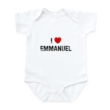 I * Emmanuel Infant Bodysuit