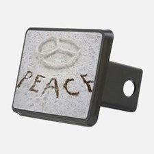Peace Symbol Hitch Cover