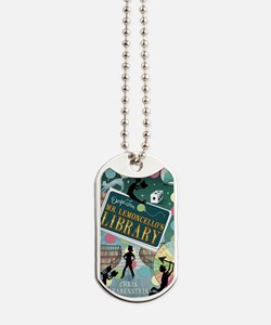 Escape From Mr. Lemoncellos Library Dog Tags