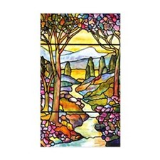 Tiffany Landscape Decal