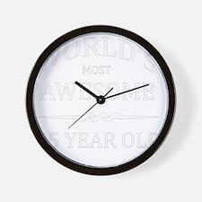 95 years old Wall Clock