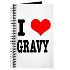 I Heart (Love) Gravy Journal
