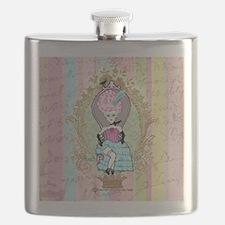 queen of prissy Flask
