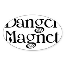 Danger 2 Decal