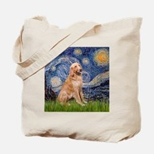 T-Starry - Golden 1 Tote Bag