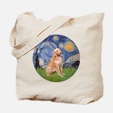 ORN-Starry-Golden1 Tote Bag