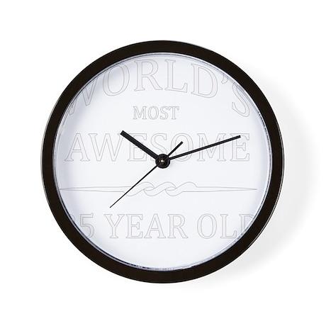 85 years old Wall Clock